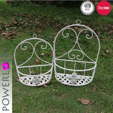 wrought iron wall planters list manufacturers of wrought iron wall planters buy wrought iron
