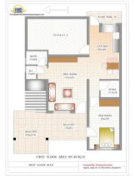 indian modern home floor plans