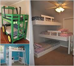 Build A Bunk Bed 10 Cool Diy Bunk Bed Designs For