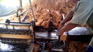 mesin cetak batu bata cepat praktis dan sederhana minat hub