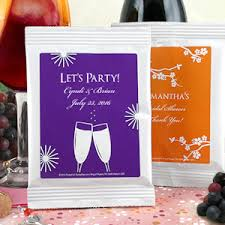 where to buy party favors personalized sangria party favors many designs