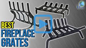 top 10 fireplace grates of 2017 video review