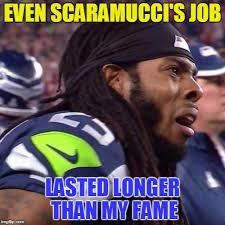 Richard Sherman Memes - richard sherman saaaad memes imgflip
