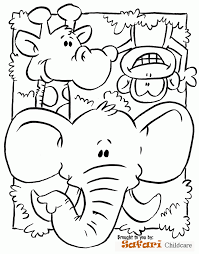 coloring pages luxury jungle coloring sheet rainforest colouring