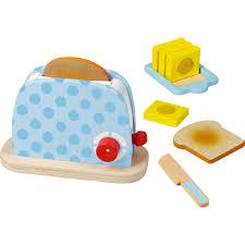 toaster kinderküche coppenrath schneide set toaster holz die lieben sieben