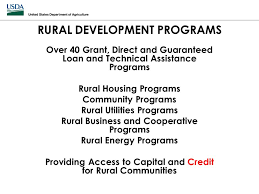 Usda Rural Housing Development Coordinating U S Government Assistance To The Freely Associated