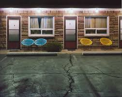 Motel Chairs Rising And Falling To The Occasion New Photography Mcknight