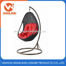 Indoor Hanging Swing Chair Egg Shaped Hanging Egg Chair Hanging Egg Chair Suppliers And Manufacturers