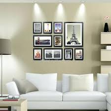 wall ideas picture frame wall decor stickers wall photo frames