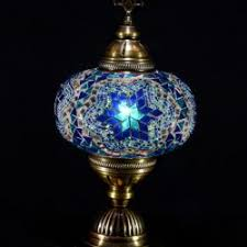 Mosaic Table Lamp Table Mosaic Lamp Archives Mosaic Turkish Lamps Wholesale