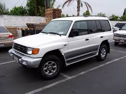 mitsubishi montero 3 0 2010 technical specifications of cars