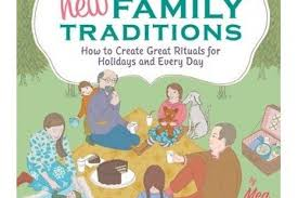 the book of new family traditions cedar rapids library