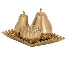 home decorators collection 11 in square ceramic decorative plate