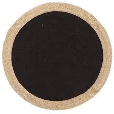 Grey Round Rug Rug Round Black Rug Nbacanotte U0027s Rugs Ideas