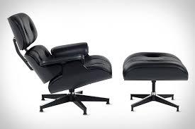 Lounge Chair Ottoman Eames Lounge Chair Ottoman Uncrate