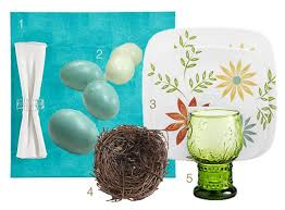 Fancy Place Setting Simple Easter Place Setting Ideas