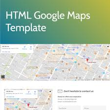 Site Map Template Free Bootstrap 4 Template 2018