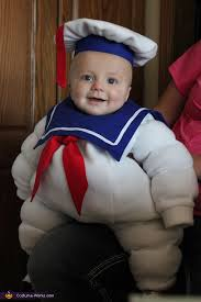 baby costume stay puft marshmallow baby costume