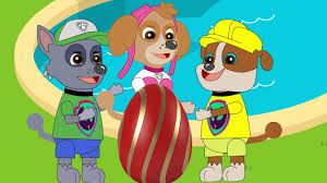 paw patrol episodes english 2017 skye u0026 rocky play