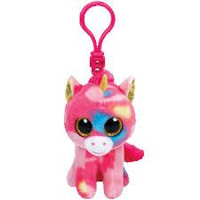beanie boos fantasia unicorn clip 36619 ty