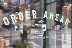 starbucks mobile order ahead usage doubles from last year now up