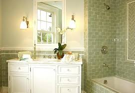 green bathroom tile ideas green and white bathroom bombilo info