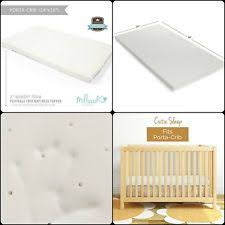 Mini Crib Matress Mini Crib Mattress Ebay