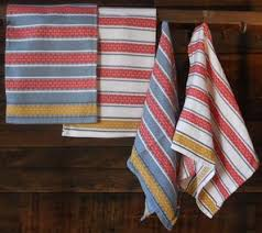 fair trade portuguese cotton dish towel shop nectar