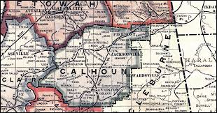 University Of Chicago Map by Atlanta U0026 Birmingham Air Line Railway 1905 Map Cedartown Coal City