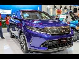 2018 toyota harrier first look launch malaysia full
