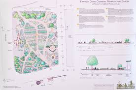 Umass Amherst Campus Map Franklin Permaculture Garden Ryan Harb Ms Leed Ap