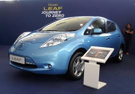 nissan leaf zero emission etcm launches the nissan leaf pilot program wemotor com