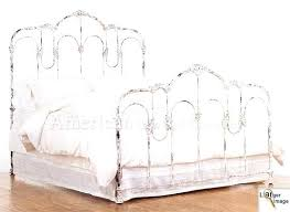 Ideas For Antique Iron Beds Design Iron Bed Hoodsie Co