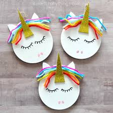 how to make a unicorn ornament i crafty things