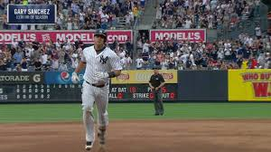 Yankees Prospect Showdown Aaron Judge Vs Gary Sanchez - yankees gary sanchez refuses intentional walk mlb com