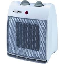 Pelonis Fan Forced Heater With Thermostat Walmart Com