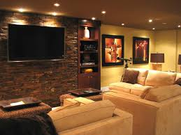 furniture amazing contemporary basement home theater design