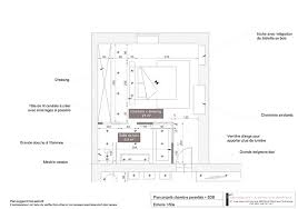 plan chambre avec dressing et salle de bain plan chambre dressing amenagement placard chambre lapeyre deco