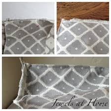 Making A Bench Cushion Window Seat Bench Cushion Jewels At Home