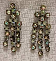 J Crew Crystal Beaded Chandelier Jewelry U0026 Watches Earrings Find J Crew Products Online At