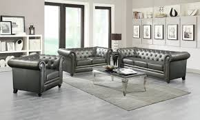 Elegant Bedroom Furniture Halifax Halifax Leather Chesterfield Sofa U0026 Reviews Joss U0026 Main