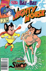 mighty mouse mighty mouse vol 1 3 marvel database fandom powered by wikia