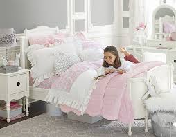 Juliette Bed Pottery Barn I Love The Pottery Barn Kids Ruffle Collection On Potterybarnkids
