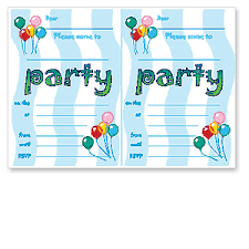 birthday invitation template birthday party invitation templates kawaiitheo