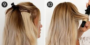 clip on hair how to use clip in hair extensions more