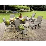 Dining Patio Set Patio Dining Sets Walmart