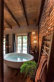 Best Home Interiors Best 25 Rustic Bathtubs Ideas On Pinterest Rustic Shower Barn