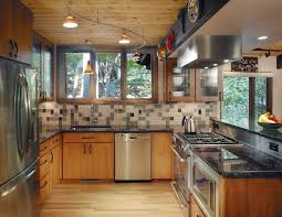 track lighting ideas kitchen eclectic with arlington black