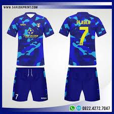 desain kaos futsal di photoshop buat jersey futsal desain sendiri garuda print jasa printing