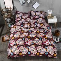 wholesale skull bedding buy cheap skull bedding from chinese